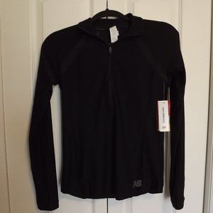 New Balance Anticipate Half Zip Athletic Top NWT